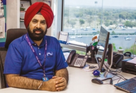 Karanjit Singh, CEO, Kellton Tech Solutions
